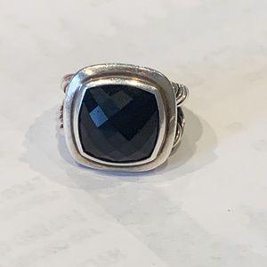 David Yurman Black Onyx Albion Ring